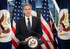 Novi državni sekretar ZDA Blinken na prvi novinarski konferenci kritično do Rusije, Irana in Kitajske