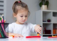 Starši za otroke v vrtcih v črnih regijah oproščeni plačila, v rdečih regijah ne