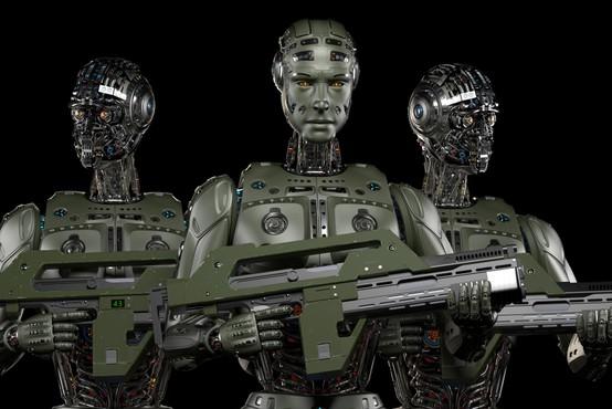 So v ZDA ravnokar prižgali zeleno luč za razvoj 'terminatorjev'?