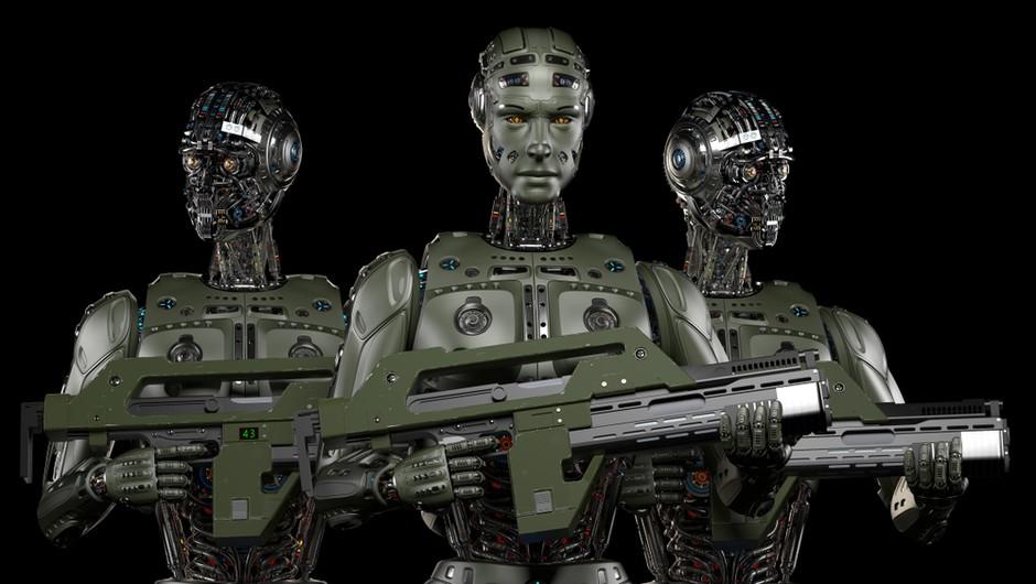 So v ZDA ravnokar prižgali zeleno luč za razvoj 'terminatorjev'? (foto: Shutterstock)