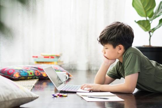 Šolar se je med šolanjem na daljavo z genialnim trikom več tednov izogibal preverjanju znanja
