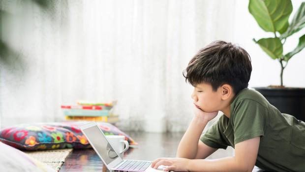 Šolar se je med šolanjem na daljavo z genialnim trikom več tednov izogibal preverjanju znanja (foto: Shutterstock)