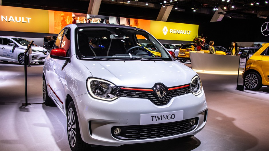 Renaultova zgodba s Twingom se po 29 letih končuje, usoda Revoza zaenkrat neznana (foto: Shutterstock)