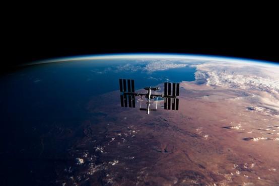 Turistična cena za potovanje na Mednarodno vesoljsko postajo je 55 milijonov dolarjev