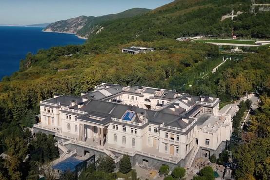 """Lastnik """"Putinove"""" palače na Krimu naj bi bil predsednikov prijatelj Arkadij Rotenberg"""