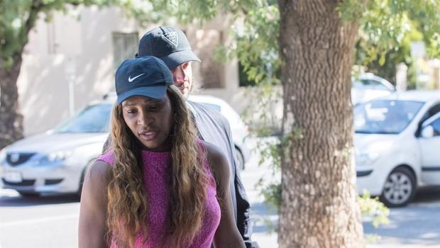 Serena Williams po karanteni s hčerko v živalski vrt, Novak Đoković bos v park (foto: profimedia)