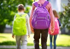 Večina šol bo za učence prve triade odprla vrata že v ponedeljek