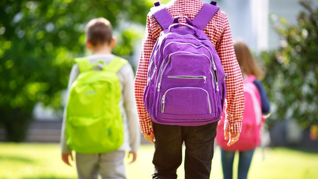 Večina šol bo za učence prve triade odprla vrata že v ponedeljek (foto: profimedia)