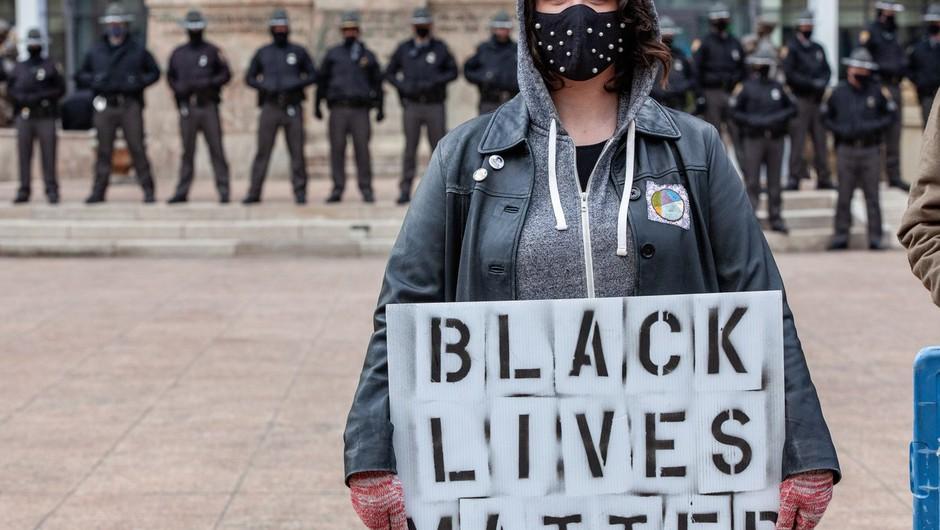 Med nominiranci za Nobelovo nagrado za mir tudi gibanje Črna življenja štejejo (foto: profimedia)