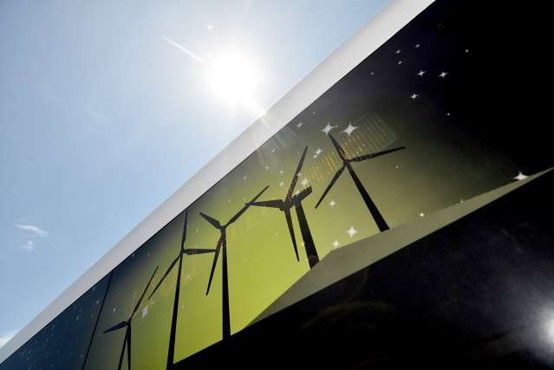 Obnovljivi viri v EU lani prvič presegli fosilno gorivo