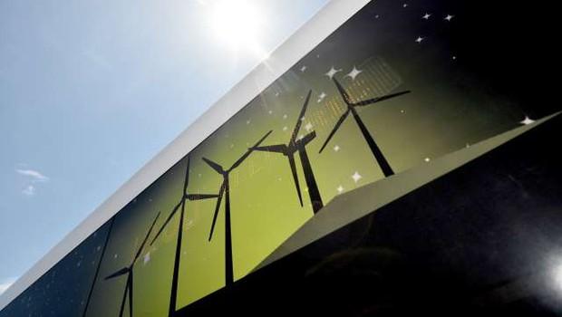 Obnovljivi viri v EU lani prvič presegli fosilno gorivo (foto: Tamino Petelinšek/STA)