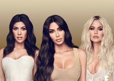 Kmalu na malih ekranih še zadnja sezona serije Keeping Up With The Kardashians