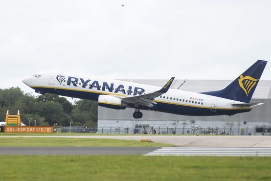 Ryanair napoveduje rekordno izgubo