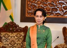 Mjanmarska vojska aretirala voditeljico Aung San Suu Kyi in izvedla nov državni udar