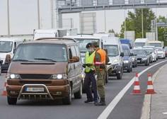 Za vstop v Avstrijo obvezen negativen test tudi za dnevne migrante