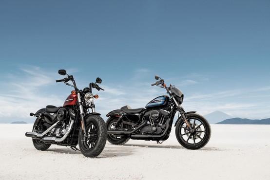 Harley-Davidson zaradi padca prodaje v novih finančnih težavah