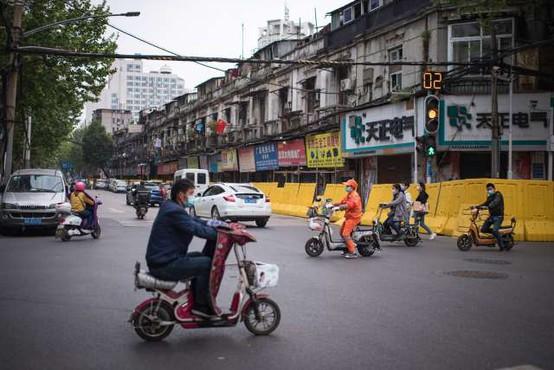 Strokovnjaki WHO obiskali znanstveni center v Wuhanu