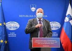 Andrej Šter: Razmere se niso izboljšale, potovanja v tujino še naprej odsvetujemo