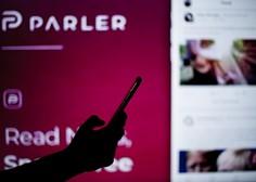 Odstavljen direktor zloglasnega družbenega omrežja Parler