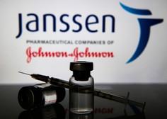 Novo cepivo podjetja Johnson&Johnson drugačno, potreben samo en odmerek