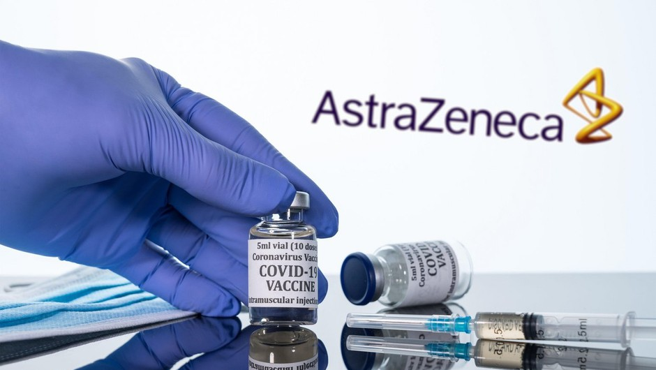 Prva pošiljka cepiva AstraZenece že v Sloveniji (foto: profimedia)