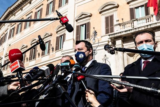 Nekdanji prvi mož Evropske centralne banke Mario Draghi uspešen v prvem krogu pogajanj