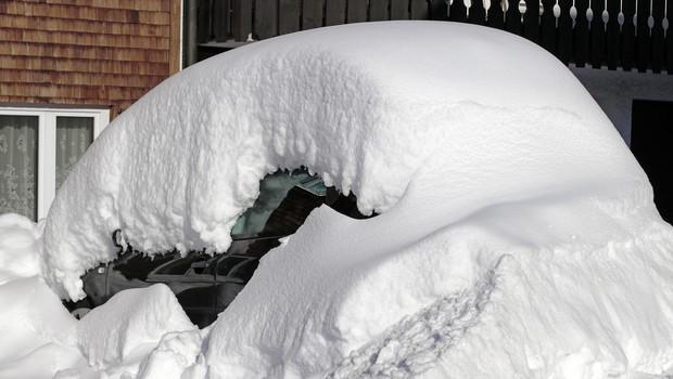 Deli zahodne Evrope v primežu snežne nevihte in mraza (foto: profimedia)