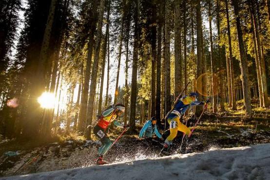Svetovno prvenstvo v biatlonu priložnost za dvig prepoznavnosti slovenskega turizma