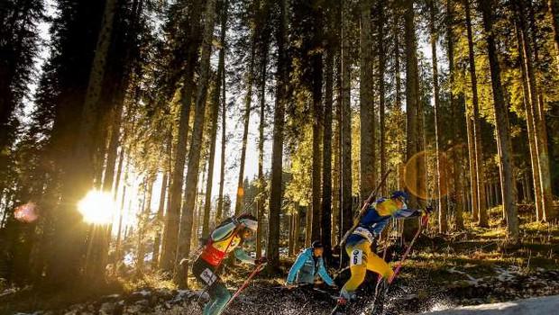 Svetovno prvenstvo v biatlonu priložnost za dvig prepoznavnosti slovenskega turizma (foto: Stanko Gruden/STA)