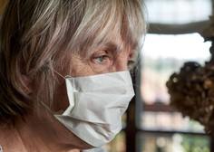 V nedeljo potrdili 304 okužbe, povprečje še nad 1000