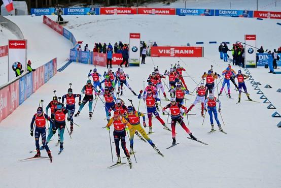 Danes odprtje biatlonskega svetovnega prvenstva na Pokljuki, prve tekme v sredo