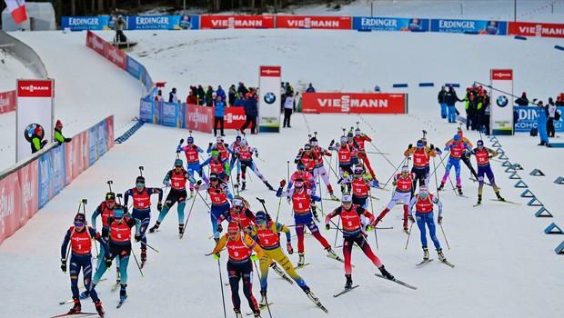 Danes odprtje biatlonskega svetovnega prvenstva na Pokljuki, prve tekme v sredo (foto: Profimedia)