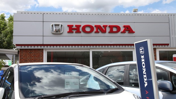 Honda z rastjo dobička, Nissan še z izgubo (foto: Profimedia)