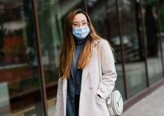 V ponedeljek potrdili 357 okužb, sedemdnevno povprečje padlo pod 1000