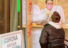 Na avstrijskem Koroškem delež britanske različice novega koronavirusa kar 20-odstoten
