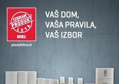 VIDEOSKEČ: zmagovalni PRODUKT LETA 2021 v kategoriji CBD linija izdelkov