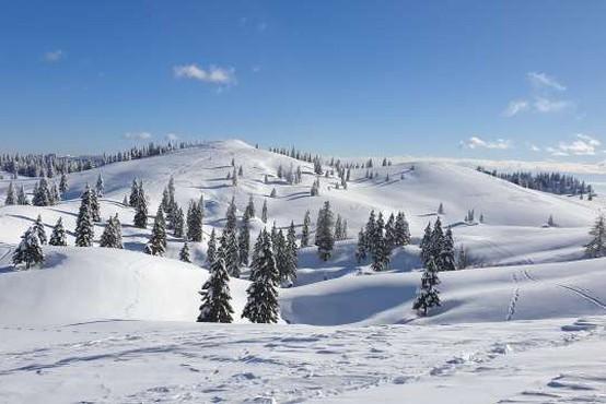 V petek bodo odprli tudi smučišče na Veliki planini