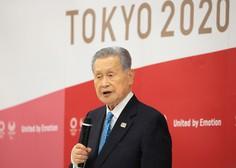 Seksistične opazke odnesle predsednika organizacijskega odbora olimpijskih iger
