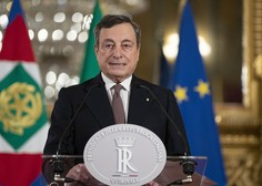 Novi italijanski premier Mario Draghi predstavil ministrsko ekipo