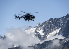 Gorski reševalci razkrili podrobnosti o sobotni tragediji na Storžiču