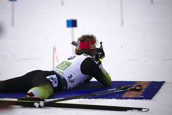 Lekan: Pri biatlonu se puška prilagaja strelcu in ne obratno