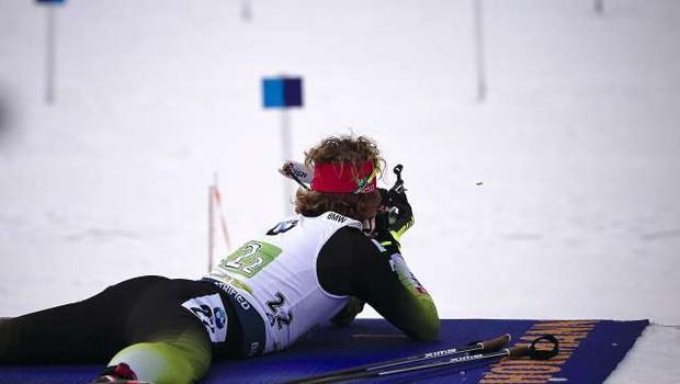 Lekan: Pri biatlonu se puška prilagaja strelcu in ne obratno (foto: STA)