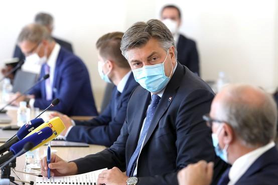 Plenković in njegovi ministri sedijo na najboljših stolih na svetu, vrednih 3.000 EUR