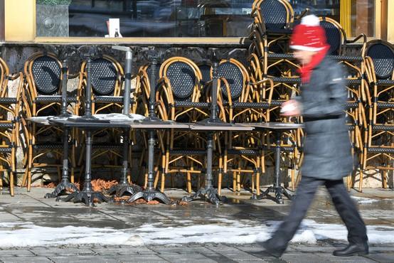 V Avstriji bodo restavracije in hoteli zaprti do velike noči, na Tirolskem še vedno omejitev gibanja
