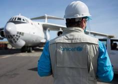 UNICEF in vodilne letalske družbe združujejo moči pri dostavi cepiv po vsem svetu