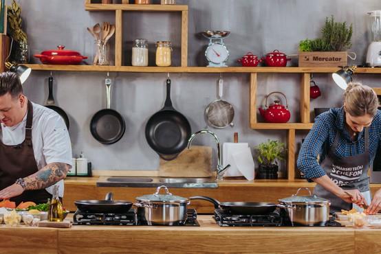 Največji kuharski tečaj pri vas doma