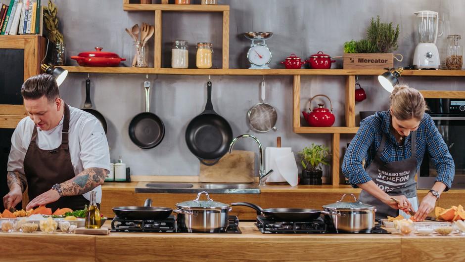 Največji kuharski tečaj pri vas doma (foto: Promocijsko gradivo)
