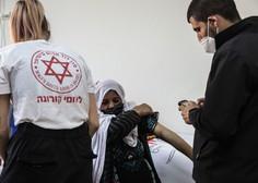 """""""Cepivo zares zaščiti pred boleznijo kar 94-odstotno,"""" sporočajo iz Izraela"""
