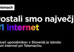 Telemach postal vodilni ponudnik fiksnega interneta