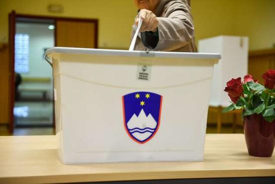 DZ potrdil spremembe meja volilnih okrajev